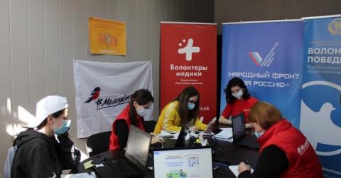 Больше 1000 жителей Карачаево-Черкесии воспользовались помощью волонтеров