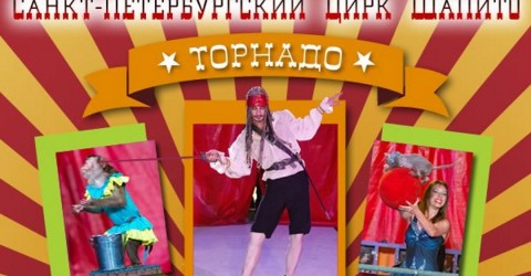 «Цирк приехал».