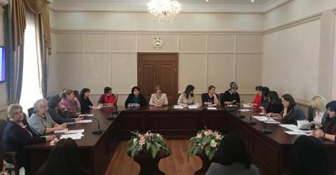 Cовещание с представителями Управлений труда муниципальных районов и городских округов