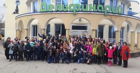 Экскурсии в город Кисловодск с посещением дельфинария