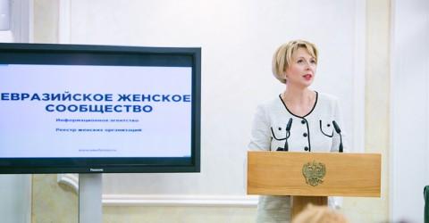 Евразийское женское сообщество