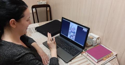 Глухие жители республики на самоизоляции могут обратиться за помощью через Диспетчерскую службу