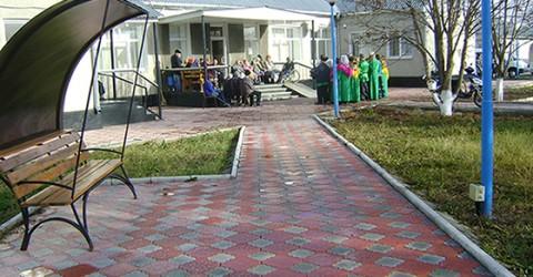 Итоги  работы РГБУ «Специальный дом-интернат для престарелых и инвалидов» в ст. Кардоникской