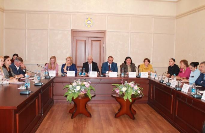 Коллегия по итогам работы Министерства за 9 месяцев 2018 года
