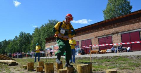 Конкурс «Лучший пожарный»
