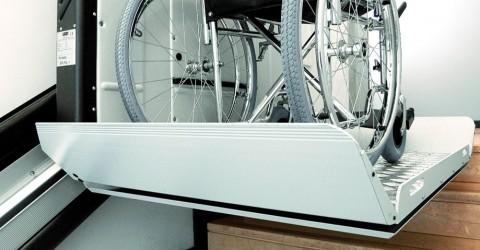 Лифтовое оборудование в дом интернат для престарелых и инвалидов