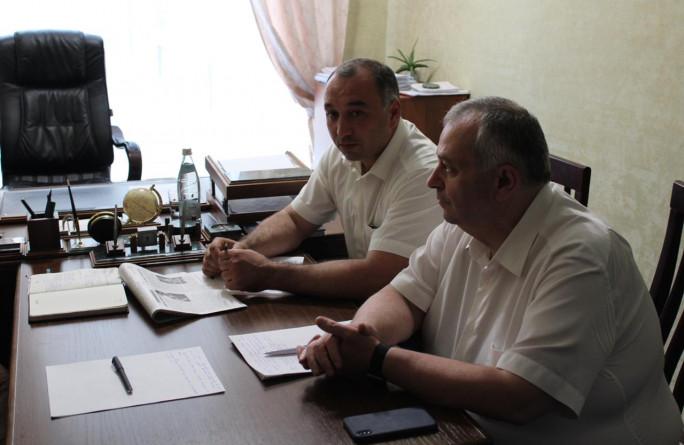 Министр провел выездной прием граждан в Прикубанском муниципальном районе