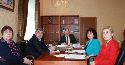 Минтруд России провел видеоселекторное совещание