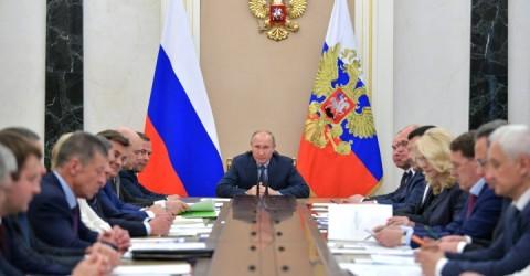 На совещании у Президента РФ Владимира Путина курорты Карачаево-Черкесии отмечены как наиболее востребованные и подготовленные для туристов в летний сезон текущего года