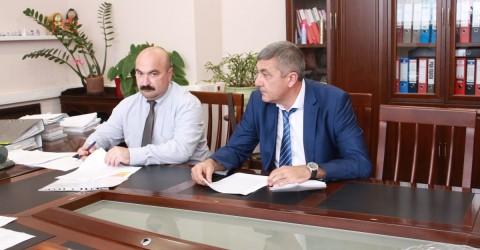 Очередное совещание рабочей группы по внедрению ЕГИССО прошло в Отделении ПФР по КЧР