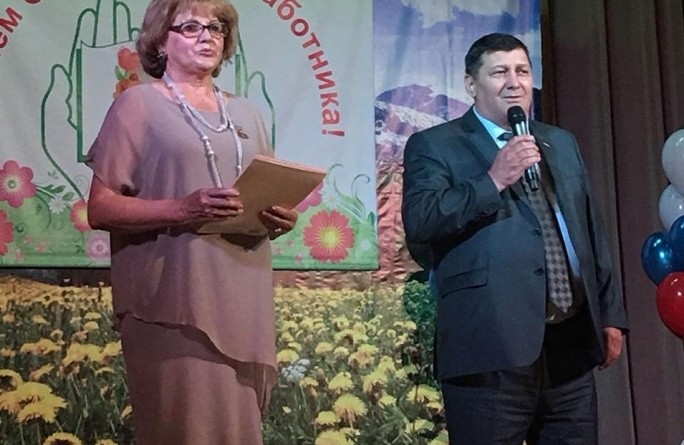 """""""Центр социального обслуживания"""" отметил 100-летие социальной службы России"""