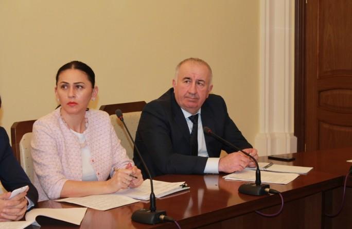 Cостоялось совещание по вопросу формирования региональных составляющих национальных проектов