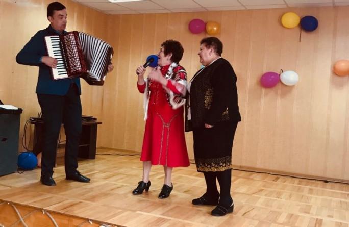 Празднование дня пожилых в интернате организация домов интернатов для престарелых и инвалидов