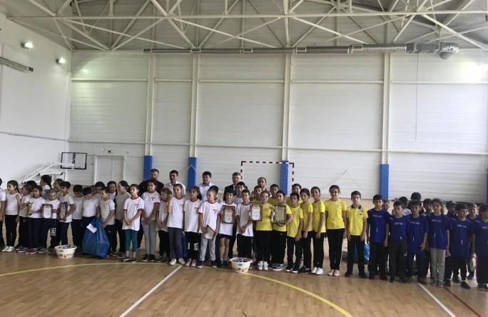 Празднование Международного дня защиты детей в Ногайском районе