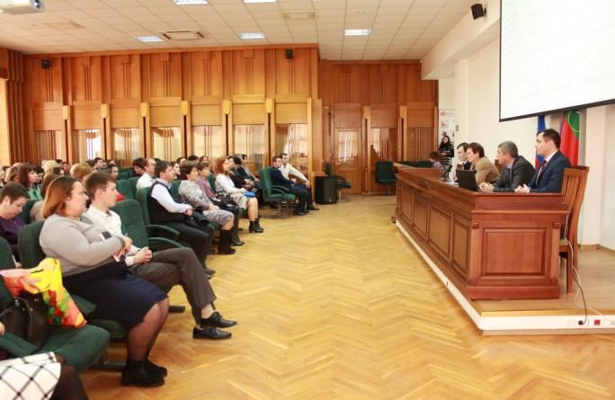Расширенное совещание в Отделении ПФР по КЧР