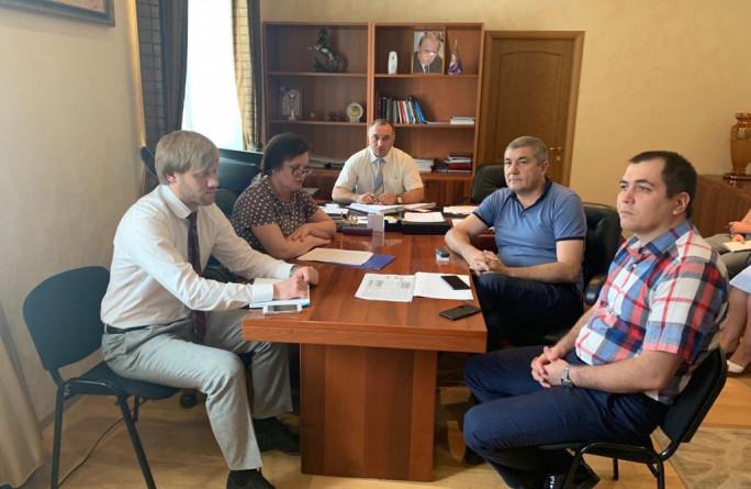 Совещание по вопросам взаимодействия в системе ЕГИССО