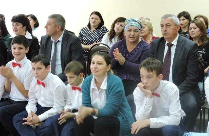Торжественное мероприятие, посвященное празднованию Дня учителя