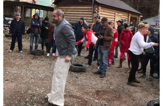 В Домбае прошел зимний фестиваль спорта слабослышащих