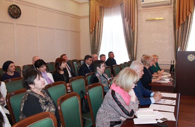 Заседание Совета по делам инвалидов и ветеранов при Главе Карачаево-Черкесской Республики