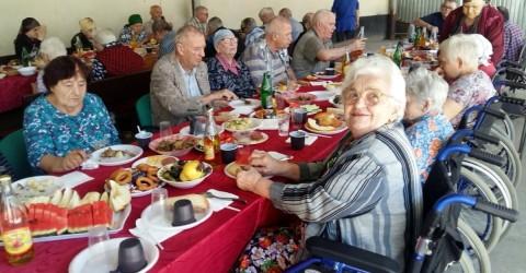 Празднование Курбан-Байрама в Доме-интернате для престарелых и инвалидов