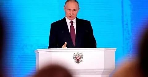 Президент РФ В.В. Путин о поддержке граждан старшего поколения