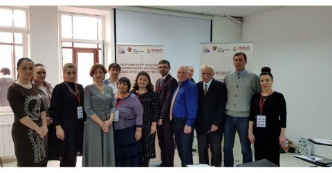 Прошел семинар о результативности работы НКО