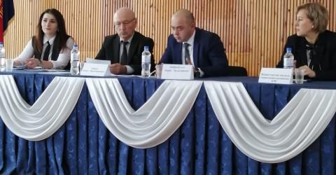 Прошел семинар-совещание по специальной оценке труда в медицинских организациях республики