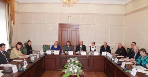 Прошло заседание Совета по делам инвалидов