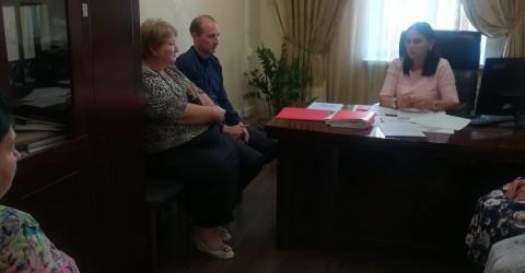 Прошло заседание Комиссии Министерства по соблюдению требований к служебному поведению государственных гражданских служащих