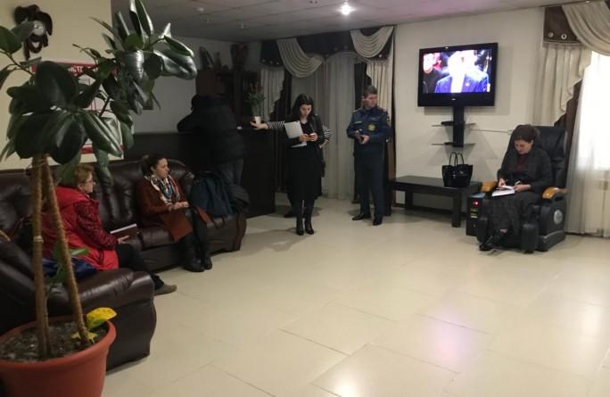 Проведены комплексные  проверки  учреждений отдыха и оздоровления детей, расположенных на территории республики