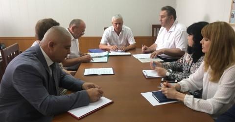 Рабочее совещание по параметрическим изменениям пенсионной системы