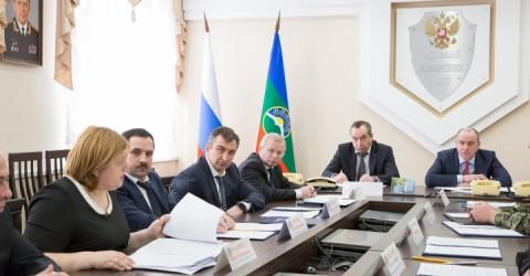 Рашид Темрезов провел совместное заседание АТК и Оперативного штаба по вопросу готовности к обеспечению безопасности в день выборов