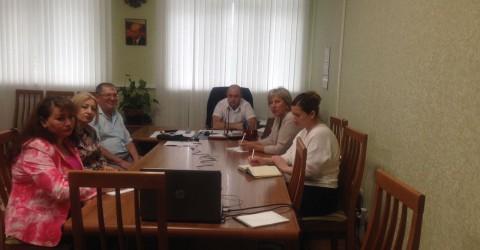 Селекторное совещание по вопросу неформальной занятости и легализацию трудовых отношений