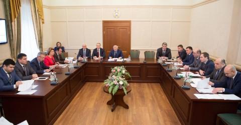 Состоялось очередное заседание Правительства КЧР