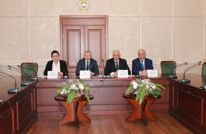 Состоялось заседание республиканской трехсторонней комиссии по регулированию социально-трудовых отношений