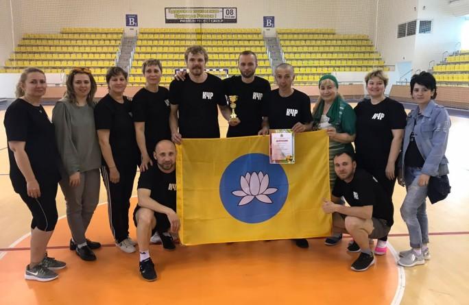 Состоялся Открытый турнир по волейболу среди инвалидов по слуху