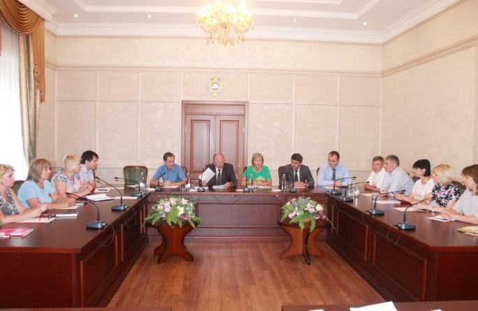 Совещание по вопросам о требованиях к предоставлению в электронной форме государственных и муниципальных услуг