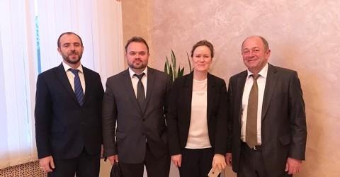Совещание в отделении Пенсионного Фонда России по Санкт-Петербургу