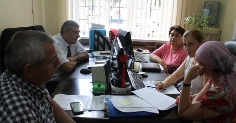В доме-интернате «Забота» планируется открытие дневного отделения