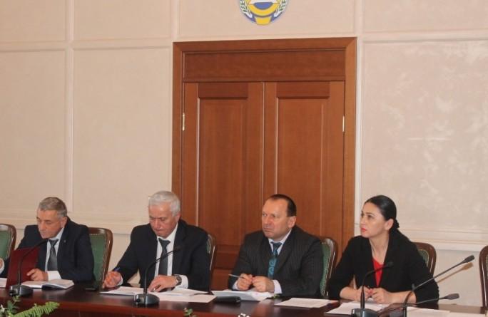 В Доме Правительства прошло совещание организационного комитета