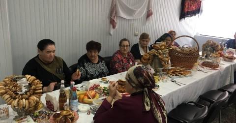 В РГБУ  «Дом-интернат общего типа для престарелых и инвалидов» отмечался праздник «Масленица»