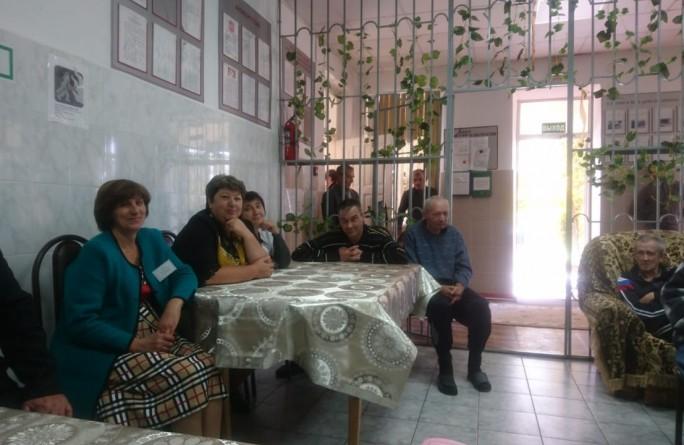 Дом интернат для престарелых и инвалидов черкесск как положить старика в дом престарелых