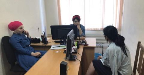 Выездная консультация РГКУ «Госюрбюро» в Малокарачаевском муниципальном районе