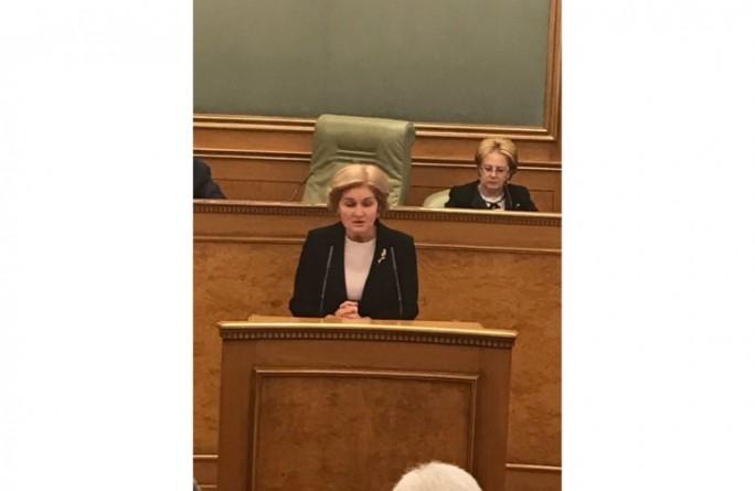 Заместитель председателя Правительства КЧР Джанибек Суюнов принял участие во Всероссийском семинаре-совещании под председательством Ольги Голоде