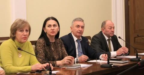 Заместитель Председателя Правительства РФ провела совещаие в режиме видеоконференции