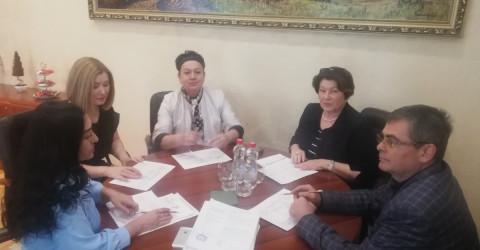 Заседание конкурсной Комиссии