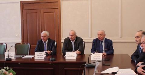 Заседание межведомственной комиссии по ликвидации задолженности по заработной плате