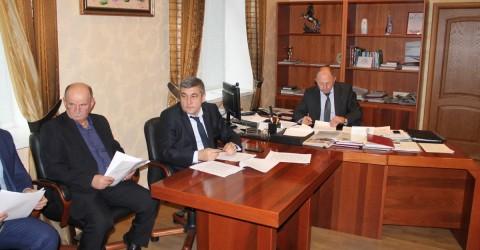 Заседание Общественного совета при Минтруде КЧР по независимой оценке