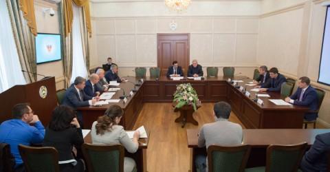 Заседание Совета по технической защите информации при Главе КЧР